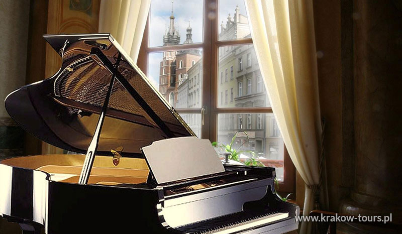 Chopin Concert in Legendary Restaurant