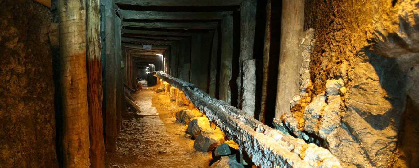 Salt Mine Wieliczka <br/>160PLN was 189 PLN