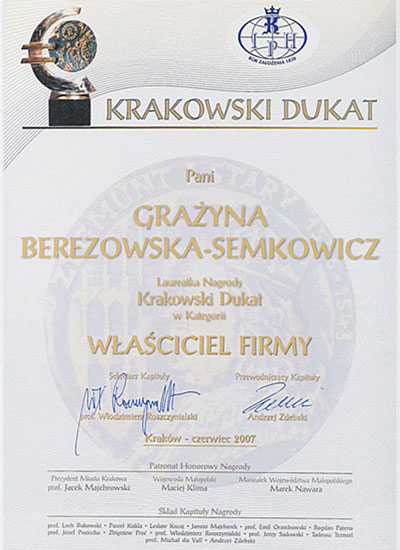 Krakowski Dukat