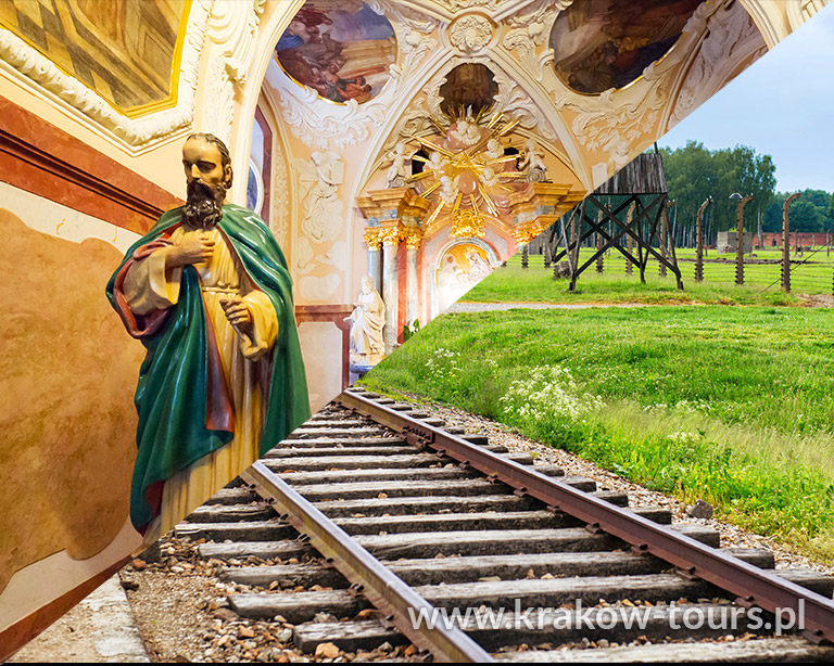 P7+P2. Czestochowa & Auschwitz Birkenau Private Tour 2 Tours in 1 Day