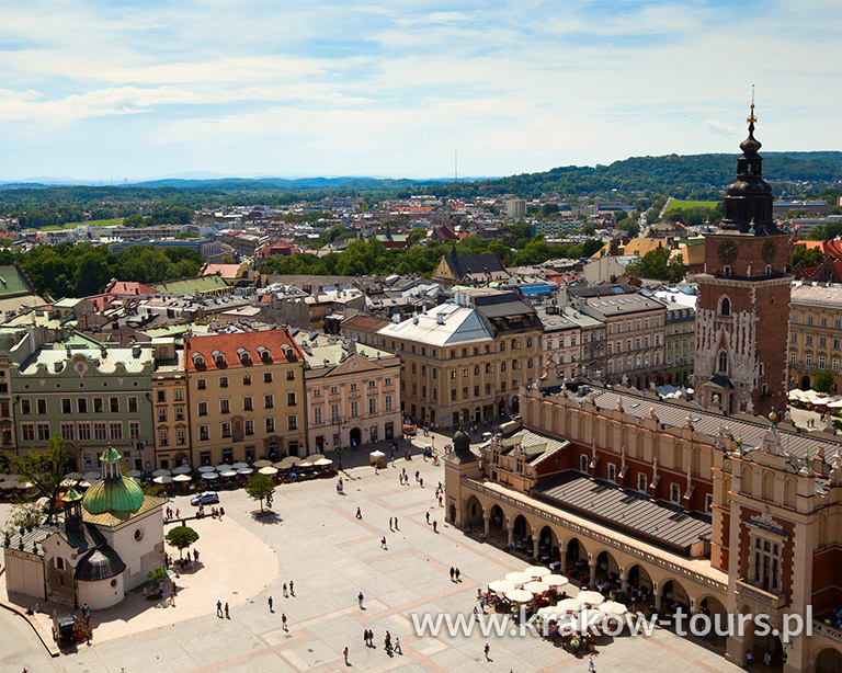 1. Krakow Sightseeing  SPECIAL OFFER on 21st and 24th of October only 129 PLN!