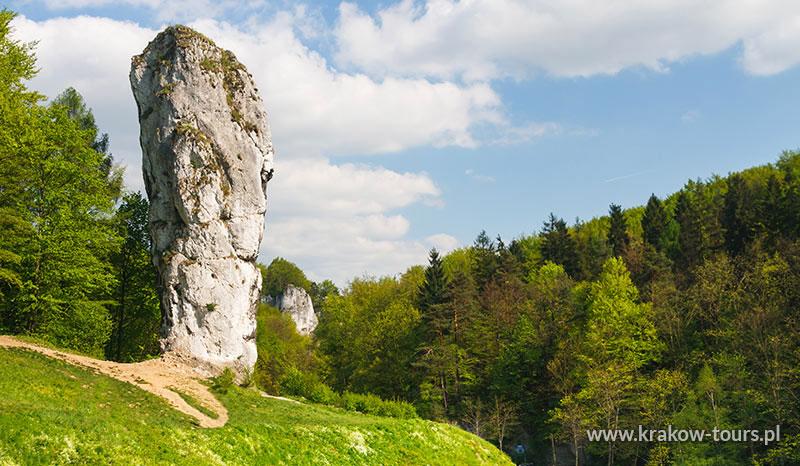 5. National Park Ojcow and Pieskowa Skala Castle