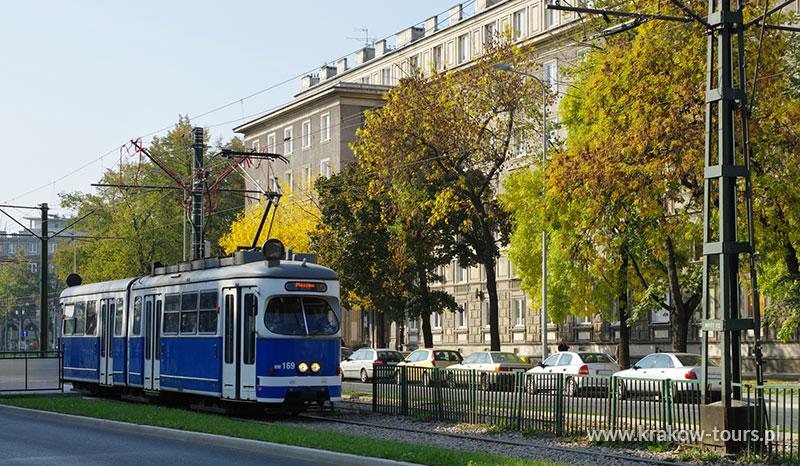 1a. Three Faces of Krakow